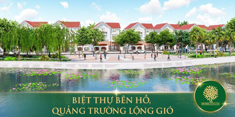 phố thắng central park